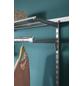 ELEMENT SYSTEM Konfektionsträger, Stahl, weißaluminium-Thumbnail