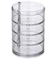 WENKO Kosmetik-Organizer »Tower«, Acryl, transparent-Thumbnail