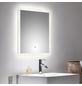 POSSEIK Kosmetikspiegel »LEVIA«, beleuchtet, BxH: 60 x 60 cm-Thumbnail