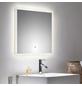 POSSEIK Kosmetikspiegel »LEVIA«, beleuchtet, BxH: 70 cm x 60 cm-Thumbnail