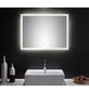 POSSEIK Kosmetikspiegel »LEVIA«, beleuchtet, BxH: 80 x 60 cm-Thumbnail