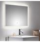 POSSEIK Kosmetikspiegel »LEVIA«, beleuchtet, BxH: 90 cm x 60 cm-Thumbnail