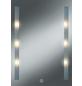 KRISTALLFORM Kosmetikspiegel »Moon Light 1«, beleuchtet, BxH: 50 x 70 cm-Thumbnail