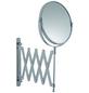 KRISTALLFORM Kosmetikspiegel »Vivienne«, B x H: 18  x  18 cm, rund-Thumbnail