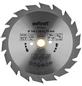 WOLFCRAFT Kreissägeblatt 12,75 mm Bohrdurchmesser-Thumbnail