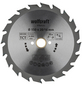WOLFCRAFT Kreissägeblatt 20 mm Bohrdurchmesser-Thumbnail