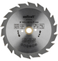 WOLFCRAFT Kreissägeblatt »Grün«, Durchmesser, 140 mm, Bohrdurchmesser 12.75 mm, 18 Zähne-Thumbnail