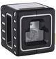 laserliner® Kreuzlinienlaser »CompactCube 3«, schwarz/orange-Thumbnail