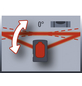 EINHELL Kreuzlinienlaser »TC-LL 2«, rot/schwarz-Thumbnail