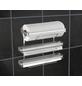 WENKO Küchenrollenhalter »Magic-Loc«, BxHxL: 33 x 32 x 16 cm, Metall, silberfarben-Thumbnail