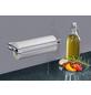 WENKO Küchenrollenhalter »Style«, Metall, silberfarben-Thumbnail