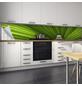 mySPOTTI Küchenrückwand-Panel, fixy, Blattstruktur, 450x60 cm-Thumbnail
