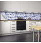 mySPOTTI Küchenrückwand-Panel, fixy, Fischmuster, 450x60 cm-Thumbnail