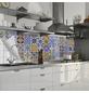 mySPOTTI Küchenrückwand-Panel, fixy, Fliesenoptik, 220x60cm-Thumbnail