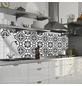 mySPOTTI Küchenrückwand-Panel, fixy, Fliesenoptik, 280x60 cm-Thumbnail