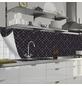 mySPOTTI Küchenrückwand-Panel, fixy, Geometrisches Muster, 280x60 cm-Thumbnail