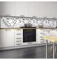 mySPOTTI Küchenrückwand-Panel, fixy, Geometrisches Muster, 450x60 cm-Thumbnail