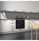 mySPOTTI Küchenrückwand-Panel, fixy, Geometrisches Muster, 450x90 cm-Thumbnail
