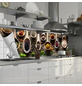 mySPOTTI Küchenrückwand-Panel, fixy, Gewürze, 280x90 cm-Thumbnail