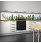 mySPOTTI Küchenrückwand-Panel, fixy, Kaktur Watercolor, 450x60 cm-Thumbnail