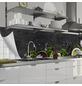mySPOTTI Küchenrückwand-Panel, fixy, Kräuter auf Tafel, 280x60 cm-Thumbnail