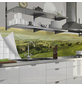 mySPOTTI Küchenrückwand-Panel, fixy, Landschaftpanorama, 280x60 cm-Thumbnail