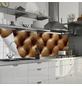 mySPOTTI Küchenrückwand-Panel, fixy, Lederstruktur, 280x60 cm-Thumbnail