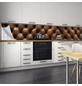 mySPOTTI Küchenrückwand-Panel, fixy, Lederstruktur, 450x60 cm-Thumbnail