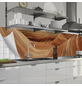 mySPOTTI Küchenrückwand-Panel, fixy, Naturstruktur, 220x60 cm-Thumbnail