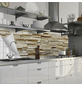 mySPOTTI Küchenrückwand-Panel, fixy, Steinoptik, 220x60-Thumbnail