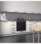 mySPOTTI Küchenrückwand-Panel, fixy, Sternmuster, 450x60 cm-Thumbnail
