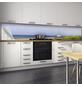 mySPOTTI Küchenrückwand-Panel, fixy, Strand, 450x60 cm-Thumbnail