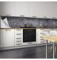 mySPOTTI Küchenrückwand-Panel, fixy, Tafelstruktur mit Grafikmuster, 450x60 cm-Thumbnail