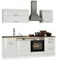 HELD MÖBEL Küchenzeile »Mailand«, mit E-Geräten, Gesamtbreite: 220cm-Thumbnail