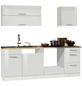 HELD MÖBEL Küchenzeile »Mailand«, ohne E-Geräte, Gesamtbreite: 220cm-Thumbnail