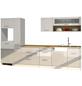 HELD MÖBEL Küchenzeile »Mailand«, ohne E-Geräte, Gesamtbreite: 330cm-Thumbnail