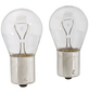 PHILIPS Kugellampe, P21W, BA15s, 21 W, 2 Stück-Thumbnail