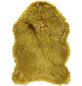 ANDIAMO Kunstfell »Ovium«, BxL: 55 x 80 cm, senffarben-Thumbnail