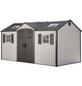 LIFETIME Kunststoffhaus, B x T x H: 453 x 239 x 244 cm-Thumbnail