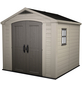 KETER Kunststoffhaus »Factor 8x8«, Außenmaß Breite: 257 cm, Kunststoff-Thumbnail