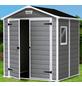 TEPRO Kunststoffhaus »Manor 6x8«, Außenmaß Breite: 185,8 cm, Kunststoff-Thumbnail