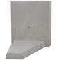 MR. GARDENER L-Stein-Ecke, BxHxL: 100 x 105 x 100 cm, Beton-Thumbnail