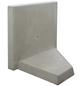 MR. GARDENER L-Stein-Ecke, BxHxL: 100 x 80 x 100 cm, Beton-Thumbnail