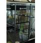 JULIANA Lamellenlüfter, BxHxt: 90 x 70 x 0,03 cm, Metall/Glas-Thumbnail