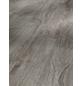 PARADOR Laminat »Basic 600«, 7 Stk./2,19 m², 8 mm,  Eiche Lichtgrau-Thumbnail