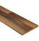 RENOVO Laminat »Renovo«, BxL: 193 x 1380 mm, Stärke: 7 mm, Nussbaum Toulouse-Thumbnail
