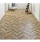 RENOVO Laminat »Renovo«, BxL: 244 x 1383 mm, Stärke: 8 mm, Eiche Montreux-Thumbnail