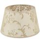 various Lampenschirm, Flock, Creme, 20 cm-Thumbnail