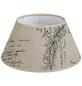 various Lampenschirm, Graubraun, 25 cm-Thumbnail
