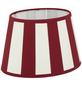 various Lampenschirm, Rot   Creme-Thumbnail